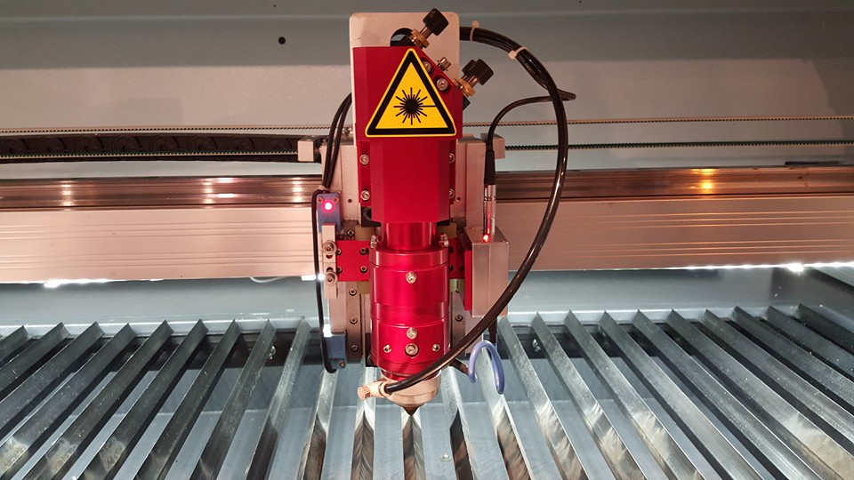 BRM lasercutter staal